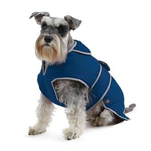 Muddy Paws Stormguard & Fleece Lining Coat Blue Extra Extra Large