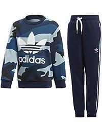 ce13b0b3ae4 Amazon.fr   adidas 4 ans - Sportswear   Garçon   Vêtements