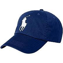 Ralph Lauren - Gorra de béisbol - para Hombre Azul Holiday Navy Talla única