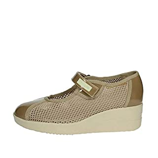 Agile By Rucoline 233 Ballet Flats Women Dove-Grey 38