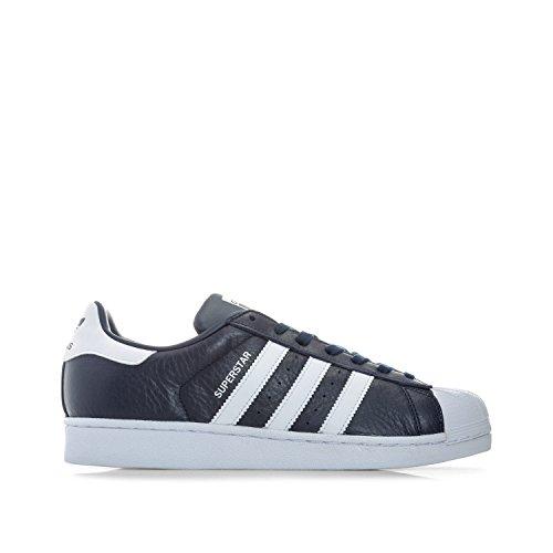 Adidas Superstar Foundation Schuhe collegiate navy-footwear white-collegiate navy - 43 1/3