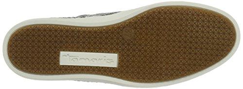 Tamaris - 25200, Scarpe da Ginnastica Alte Donna Grigio (Grau (GREY COMB 221))