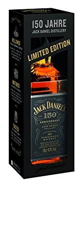 Jack Daniel's D150 Limited Edition Whisky in der Geschenkbox (1 x 0.7 l) (Distillery Daniels Jack)
