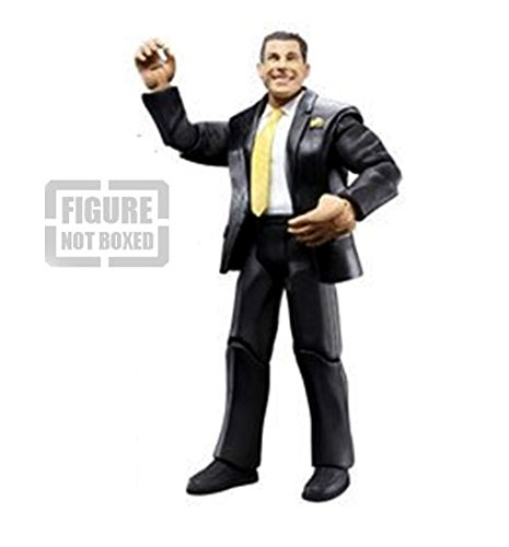 TNA WWF WWE Wrestling matt Stryker Kommentator Figur [nicht verpackt]