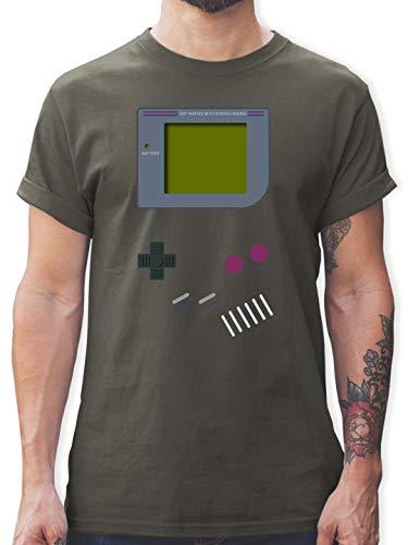 Lustige Geek Kostüm - Nerds & Geeks - Gameboy -