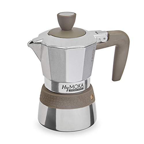 Pedrini Cafetera mymoka Induction
