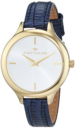 amen-Armbanduhr Analog Quarz Leder 5414804 (Tom Watch)