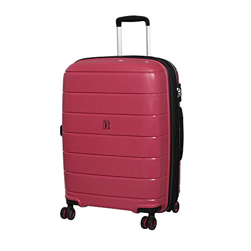 it luggage Asteroid Koffer, 66 cm, 119 liters, Rot (Rose Red)