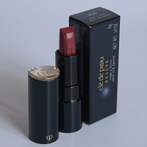 CLE DE PEAU EXTRA RICH LIPSTICK in R4 FULL SIZE IN RETAIL BOX by Cle De Peau