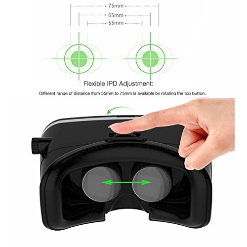 In 3d Brille Virtual Reality Vr Für Apple Iphone 6s 6 5 S 5c 4 S Film Glasses Video Modischer Stil;