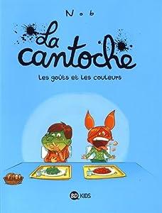 """Afficher """"La cantoche n° 2<br /> Les goûts et les couleurs"""""""