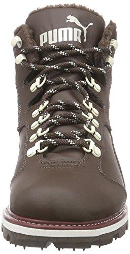 Puma Tatau Fur Boot, Herren Hohe Sneakers Braun (chocolate brown-chocolate brown 05)