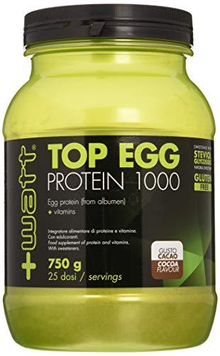 proteine uovo