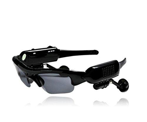 Gafas de Bluetooth MP3 Gafas de Bluetooth Gafas de Bluetooth elegantes espera Gafas de sol de protección UV de silicona suave
