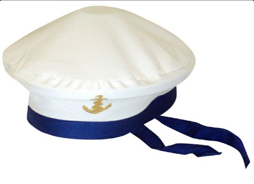 avy Sailor Schiff Marine Kostüm Hut (Sea-themen-kostüme)