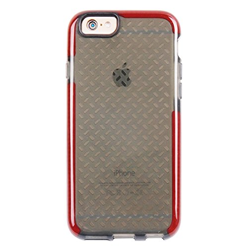 Phone case & Hülle Für iPhone 6 Plus / 6s Plus, Reiskorn Pattern TPU Schutzhülle ( Color : Blue ) Red