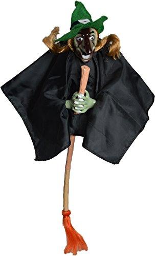 Preisvergleich Produktbild Scary Halloween Party House Hexe Horror Prop Sound und Vibrationen, Zubehör