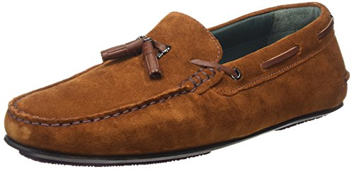 Ted Baker Muddi 3, Mocassins homme Marron (Tan)