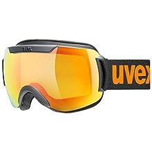 Uvex Unisex's Downhill 2000 CV ski Goggles, Black mat, one size