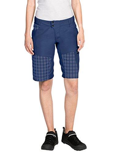 Vaude Damen Craggy Pants III Hose, Sailor Blue, 38
