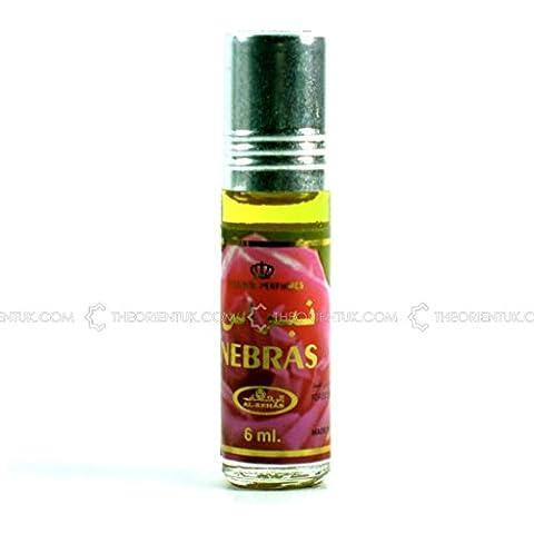 Nebras - Aceite perfumado - 6ml por Al Rehab