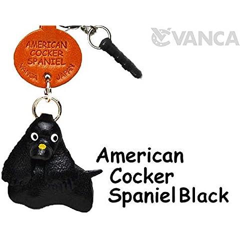 Anerican Cocker Spaniel Nero jack da VANCA CRAFT realizzato in Giappone