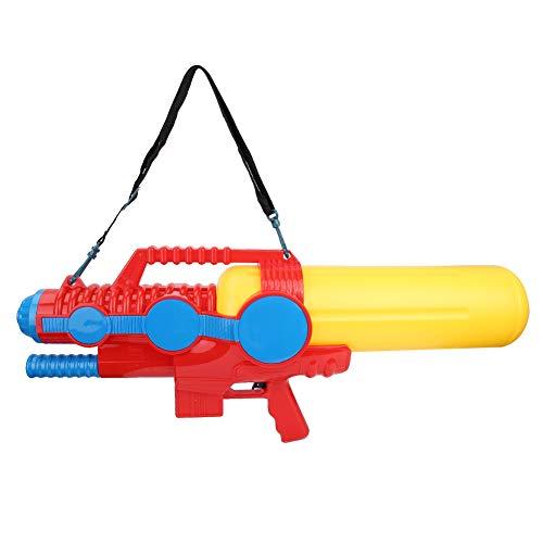 Alomejor Kinder Geschenk Wasserpistole Spielzeug Hochdruck Große Kapazität Spaß für Party Strand Geschenk