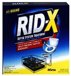 Rid-X Septic System Treatment 39.2 oz Box