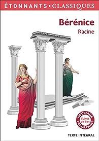 Bérénice par Jean Racine