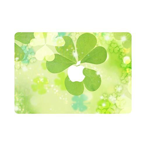 kikhorse Baum Kollektion Hochwertige Hartschale Ultra Dünn Snap Case Schutzhülle Für Pro 15 Zoll mit CD/DVD Laufwerk (Modell: 1286) (Hell grün) -