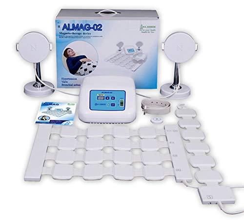 ALMAG-02. Gerät für professionale Impuls-Magnetfeld-Therapie.