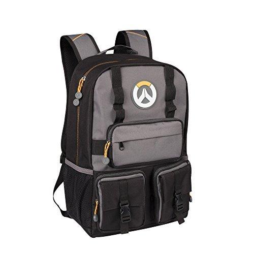 Merchandising de Overwatch: Mochila logo
