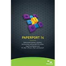 Nuance PaperPort 14 [Download]