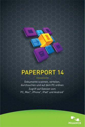 Nuance PaperPort 14 [Download] - Software-download Nuance