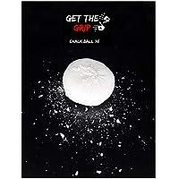 GET THE GRIP - Pelota de magnesio (35 g) El mejor polvo para escalada, callejones para entrenamiento de fuerza, crossfit y gimnasia