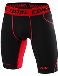 TCA - Short de compression SuperThermal - sous-vêtement thermique - homme/garçon