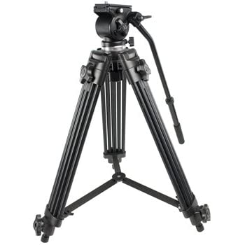 König KN-TRIPOD110 Trépied professionnel pour caméscope