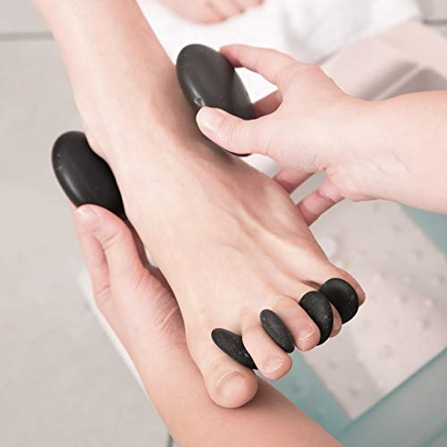 Purovi Spa Hot Stone Massage Set - 4