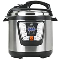 Neo Stainless Steel 6L 8 Function Electric Pressure Cooker Multi Cooker