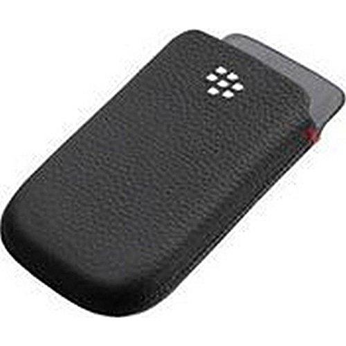 BlackBerry Leder Handytasche für Torch 9800 schwarz