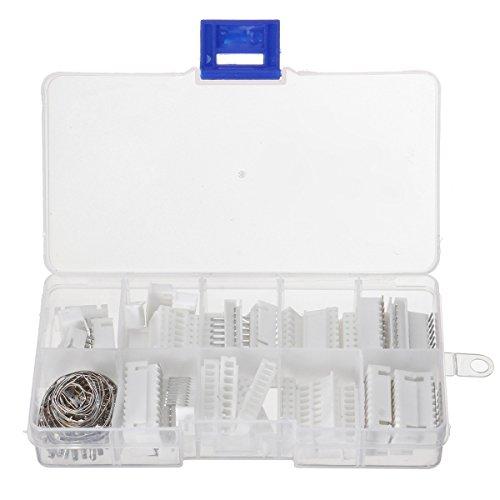 Preisvergleich Produktbild ILS - 25 Sets 6 7 8 9 10 pin Right Angle JST-XH 2.5mm Male Female Lipo Balance Connector