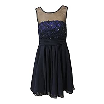 Gol G.O.L. - Mädchen Festkleid festliches Kleid mit Stola ...