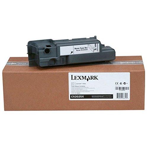 Lexmark C52025X C522N, C524 Waste Toner Bottle 25.000 Seiten -