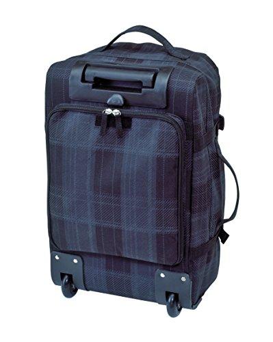 Imagen de trolley  bolsa de viaje  de viaje checker con muchos extras y ruedas ca 52x 32x 22 alternativa