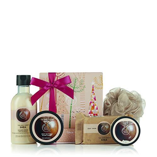 Shea Butter Geschenk-set (The Body Shop, festliches Geschenkset, Shea)