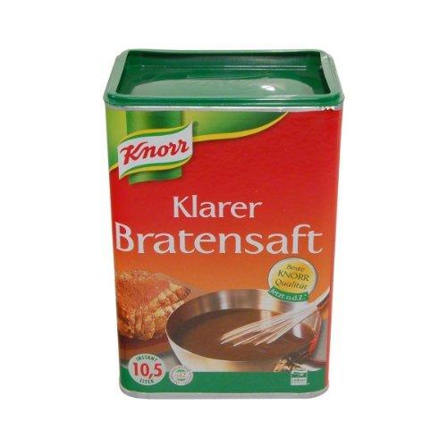 Knorr Klarer Bratensaft Instant - 1 x 1000 g -