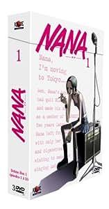 Nana Coffret 1/5 (édition colector) [Deluxe Box] [Deluxe Box]