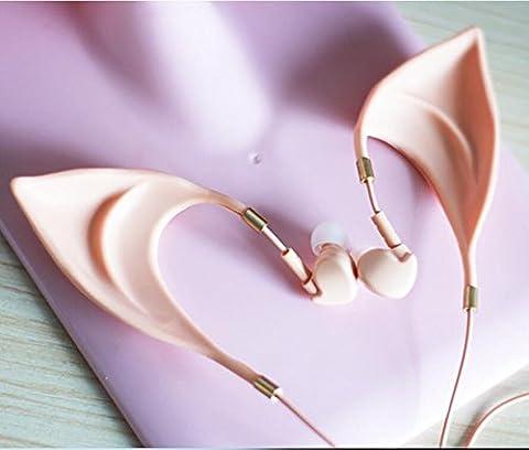 Z & S Écouteurs intra-auriculaires oreille d'oreille Bluetooth Headset Princess