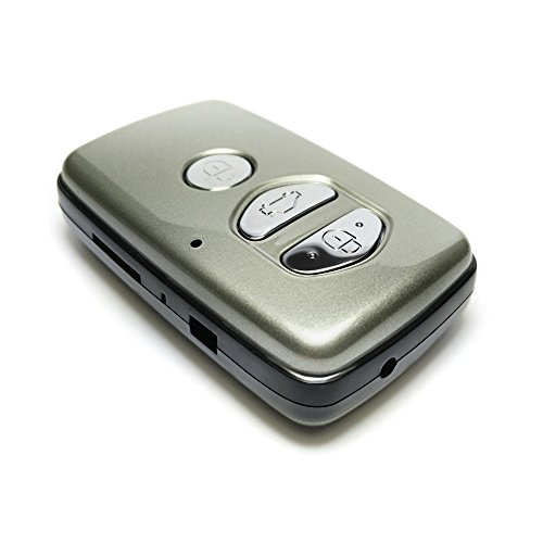 Spy Key Chain (MATECam Versteckte Kamera Spionage Kamera Mini 1080P HD Schlüsselketten-Kamera MOV DVR Monitor H.264 Motion Detect Kamera Mini DVR DV Sound und Videofunktion)