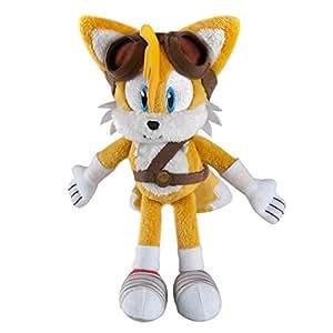 Sonic Boom - Tails - Peluche 15 cm